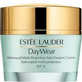 Estée Lauder - Kasvohoito - DayWear Plus Multi Protection Anti-Oxidant Cream SPF 15 Dry Skin