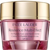 Estée Lauder - Cuidado facial - Resilience Multi-Effect Tri-Peptide Face and Neck Creme SPF 15