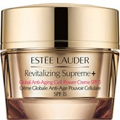 Estée Lauder - Soin du visage - Revitalizing Supreme+ Global Anti-Aging Creme SPF 15