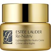 Estée Lauder - Soin Re-Nutriv - Lightweight Cream