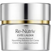 Estée Lauder - Re-Nutriv Pflege - Ultimate Renewal Nourishing Radiance Eye Creme