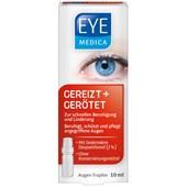EyeMedica - Augenpflege - Augen-Tropfen Gereizt+Gerötet