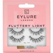 Eylure - Eyelashes - Lashes Fluttery Light Nr. 117 Duo Pack