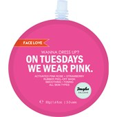 Face Love - Masken - Peel-Off Mask Pink