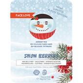 Face Love - Masken - Snowman Mask