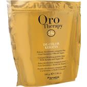 Fanola - Oro Puro Therapy - Polvo decolorante Oro Therapy De-Color Keratin