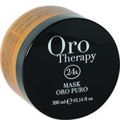 Fanola - Oro Puro Therapy - Oro Therapy Mask