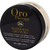 Fanola - Oro Puro Therapy - Oro Therapy Water Based Glossing Wax