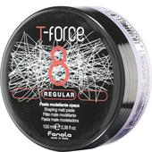 Fanola - T-Force Regular - T-Force Regular Shaping Matte Paste