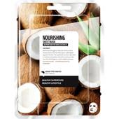 Farmskin - Maskers - Superfood For Skin Nourishing Sheet Mask Coconut