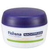 Florena - Facial care - Night cream olive oil