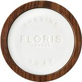 Floris London - Elite - Shaving Soap in Woodbowl