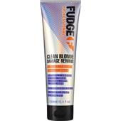 Fudge - Conditioner - Clean Blonde Damage Rewind Violet-Toning Conditioner