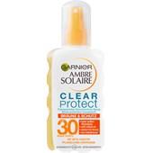 GARNIER - Care & Protection - Bruin & bescherming Transparante UV-beschermingsspray SPF 30