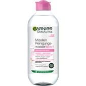 GARNIER - Reinigung - Normale & Empfindliche Haut Mizellen Reinigungswasser All-in-1