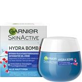 GARNIER - Skin Active - Hydra bomb Moisturising antioxidant gel cream