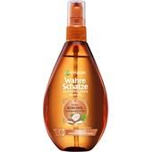 GARNIER - Wahre Schätze - Kokosöl & Kakaobutter Schwereloses Haar-Öl