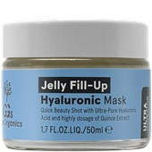 GG's True Organics - Masken - Jelly Fill-Up Hyaluronic Mask