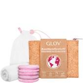 GLOV - Abschmink-Handschuh - Beige Geschenkset