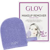 GLOV - Make-up remover glove - Expert Makeup Remover Purple