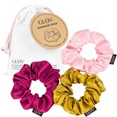 GLOV - Haarpflege - Scrunchies Pink