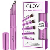 GLOV - Make-up - Eye Makeup Brushes Purple