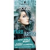 GOT2B - Coloration - 097 Mermaid Grün Farb/Artist