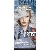 GOT2B - Coloration - 098 Granny Silber Stufe 1 Farb/Artist