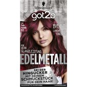 GOT2B - Coloration - M68 Ruby Metallic Stufe 3 Edelmetall