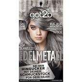 GOT2B - Coloration - M72 Dusty Metallic Silver Precious metal