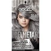 GOT2B - Coloration - M72 Dusty Metallic Argent Niveau 3 Métal précieux