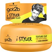 GOT2B - Styling - iStylers Texture Clay