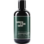 GREEN + THE GENT - Körperpflege - Shampoo + Body Wash