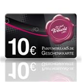 Geschenkkarten - Parfumdreams - Gift card 10 Euros