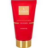 Gisada - Ambassadora - Red Shower Gel