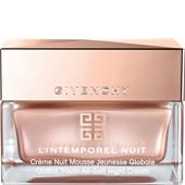 Givenchy - L'INTEMPOREL - Nuit Global Youth All-Soft Night Cream