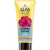 Gliss Kur - Haarkur - Summer Repair 3-in-1 Pflegekur