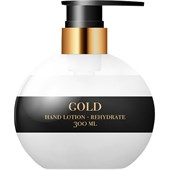Gold Haircare - Handpflege - Hand Lotion