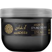 Gold of Morocco - Styling - Crema per acconciature