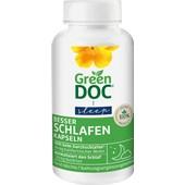 GreenDoc - Schlaf & Entspannung - Besser Schlafen Dose
