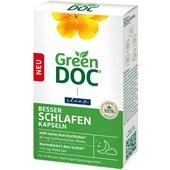 GreenDoc - Schlaf & Entspannung - Besser Schlafen Kapseln