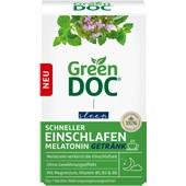 GreenDoc - Schlaf & Entspannung - Schneller Einschlafen Melatonin Getränk