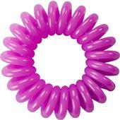 HH Simonsen - Haargummis - Hair Bobbles Violett