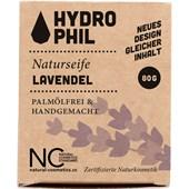 HYDROPHIL - Körperpflege - Seife Lavendel