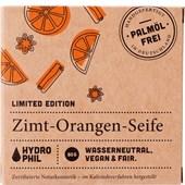 HYDROPHIL - Körperpflege - Seife Zimt-Orange