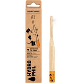 HYDROPHIL - Zahnpflege - Soft Bambuszahnbürste Orange
