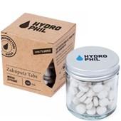 HYDROPHIL - Zahnpflege - Zahnputz Tabs Ohne Fluorid Minze-Zitrone
