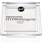 HYPOAllergenic - Powder - Fixing Mat Powder