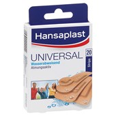 Hansaplast - Pflaster - Universal Strips