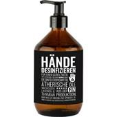 Heimat - Handpflege - Desinfektionsmittel
